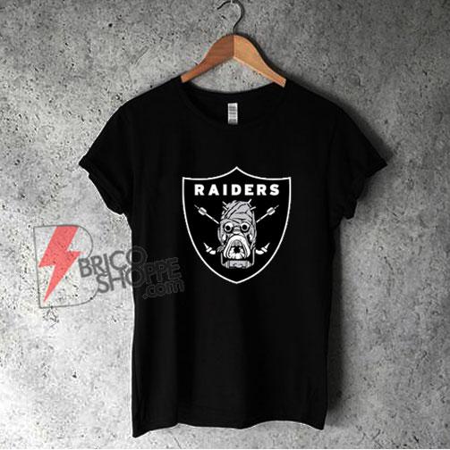 Tusken Raider Nation Shirt – Funny Shirt On Sale