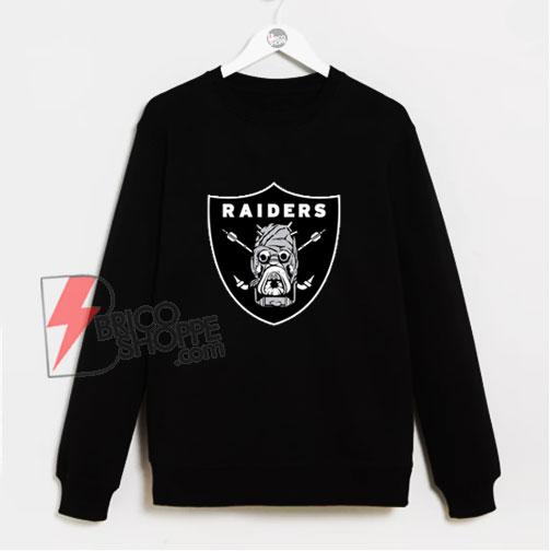 Tusken Raider Nation Sweatshirt – Funny Sweatshirt On Sale