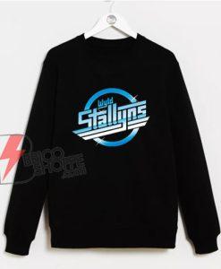 Wyld Stallyns Sweatshirt – Wyld Stroke Sweatshirt