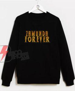 Zamunda-Forever-Sweatshirt---Funny-Sweatshirt
