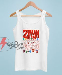 Zayn Malik Tank Top - nobody listening Tank Top - funny Tank Top