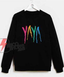 6IX9INE Yaya Sweatshirt - Funny Sweatshirt