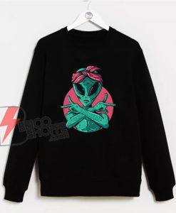 90s Oldschool Type Beat Bandits Sweatshirt