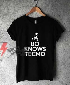 Bo-Jackson-Tecmo-Bowl-T-Shirt---Funny-Shirt