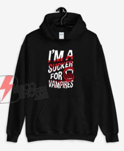 I'm-a-Sucker-for-Vampires-Halloween-Hoodie