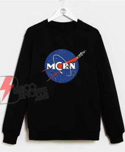 Martian Navy The Expanse Nasa Sweatshirt
