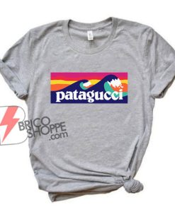 Patagucci T-Shirt - Funny Shirt - Funny T-shirt On Sale
