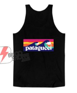 Patagucci-Tank-Top-–-Funny-Tank-Top---Tank-Top-On-Sale