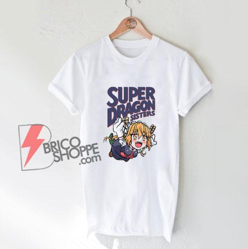 Super-Dragon-Sisters-T-Shirt---Funny-Shirt