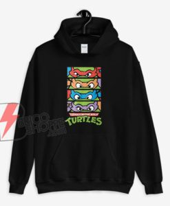 Teenage Mutant Ninja Turtles Panel Hoodie