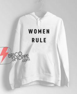 WOMEN-RULE-Hoodie