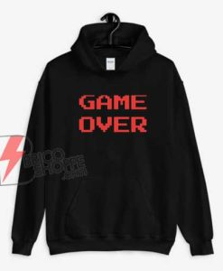 8bit-GAME-OVER-Hoodie