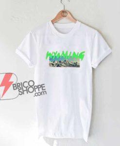 Kanye-West-Wyoming-Mountain-T-Shirt