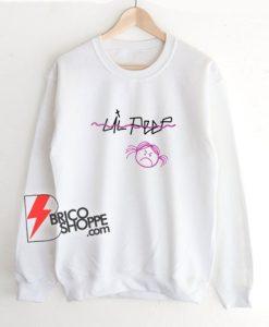 Lil-Peep-angry-girl-Sweatshirt