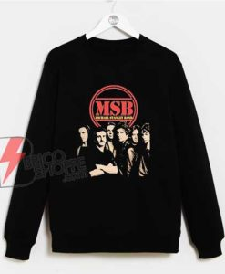 MSB-Michael-Stanley-Band-Sweater
