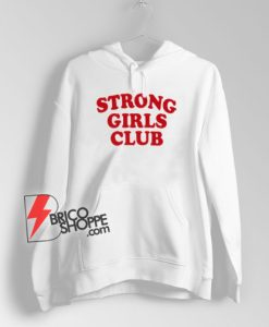STRONG-GIRLS-CLUB-Hoodie