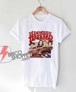 The Dukes Of Hazzard T-Shirt - Funny Shirt
