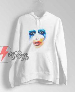 Vintage Lady Gaga Art Rave Hoodie