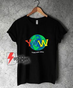 Young-New-Wave-T-Shirt