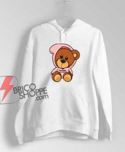 Justin Bieber Changes Bear Hoodie - Funny Hoodie