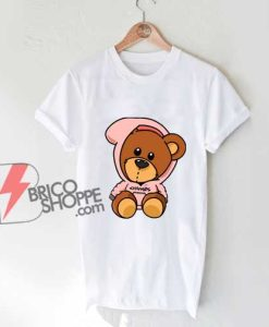 Justin Bieber Changes Bear T-Shirt - Funny Shirt