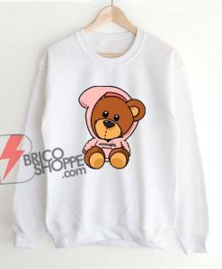 Justin Bieber Changes Bear Sweatshirt – Funny Sweatshirt