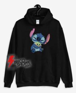 Baby-Stitch-Hug-Baby-Yoda-Hoodie
