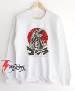 Godzilla Roar Sweatshirt - Funny Sweatshirt