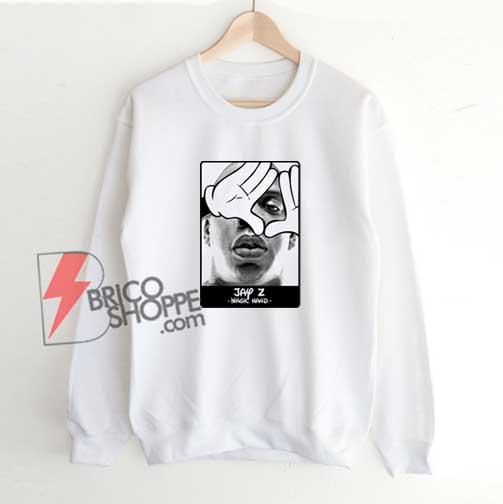 Jay-Z-X-MAGIC-HAND-Sweatshirt
