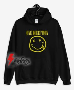 One Direction X Nirvana Hoodie