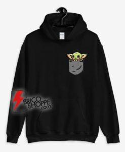 Baby Yoda pocket Hoodie Star Wars Hoodie