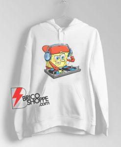 SpongeBob-SquarePants-DJ-Sponge-Turntable-Hoodie