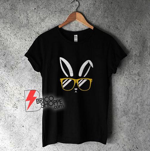 Easter Shirt - Rabbit face Shirt