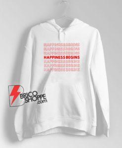 J.b happiness begins Hoodie