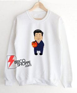 John Oliver Xi Jinpooh Parody Sweatshirt
