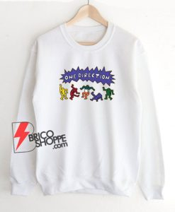 Keith-Haring-Inspired-Graphic-Sweatshirt---One-Direction-Sweatshirt