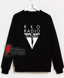 RKO Radio Pictures Logo Sweatshirt