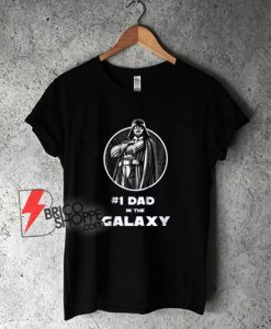 #1-Dad-In-The-Galaxy-Unisex-adult-T-Shirt