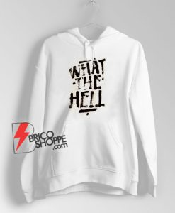 Avril-Lavigne-What-The-Hell-Hoodie