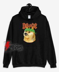 DOGE ACDC Doge Hoodie