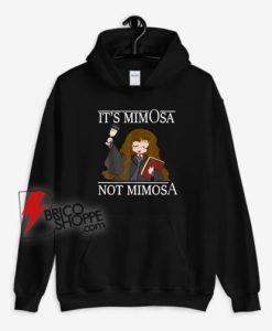 Its-Mimosa-Cartoon-Hoodie