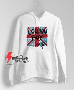 London Boy - Taylor Swift Hoodie