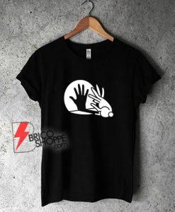 Rabbit Hand Shadow Shirt - Funny Shirt