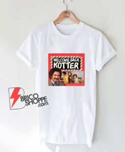 Welcome-Back-Kotter-TV-Poster-T-Shirt