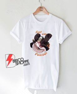 Yaiba-Fast-And-Furious-T-Shirt---Funny-Shirt