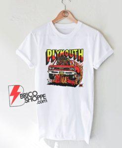 1969 Rats Hole original Plymouth T-Shirt - Funny Shirt