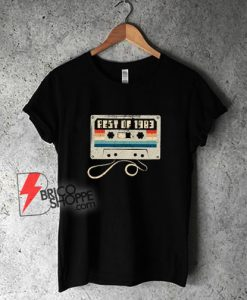1983 Birthday Retro Vintage T-Shirt