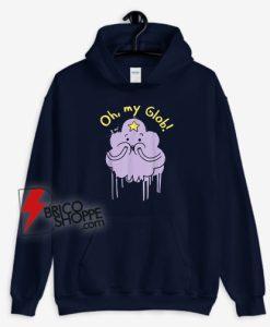 Adventure Time Oh My Glob Hoodie
