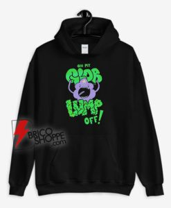Adventure Time Oh My Glob Lump Off Hoodie