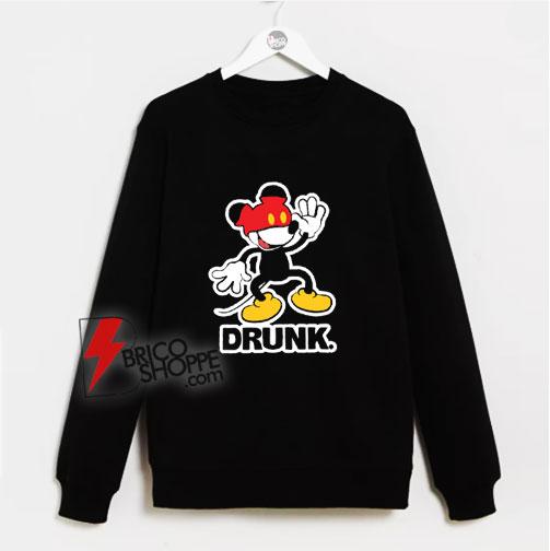 Disney-Mickey-Mouse-Drunk-Sweatshirt